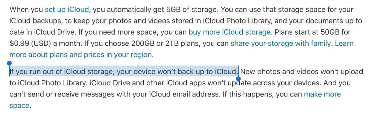 This whole paragraph reads like a threat.